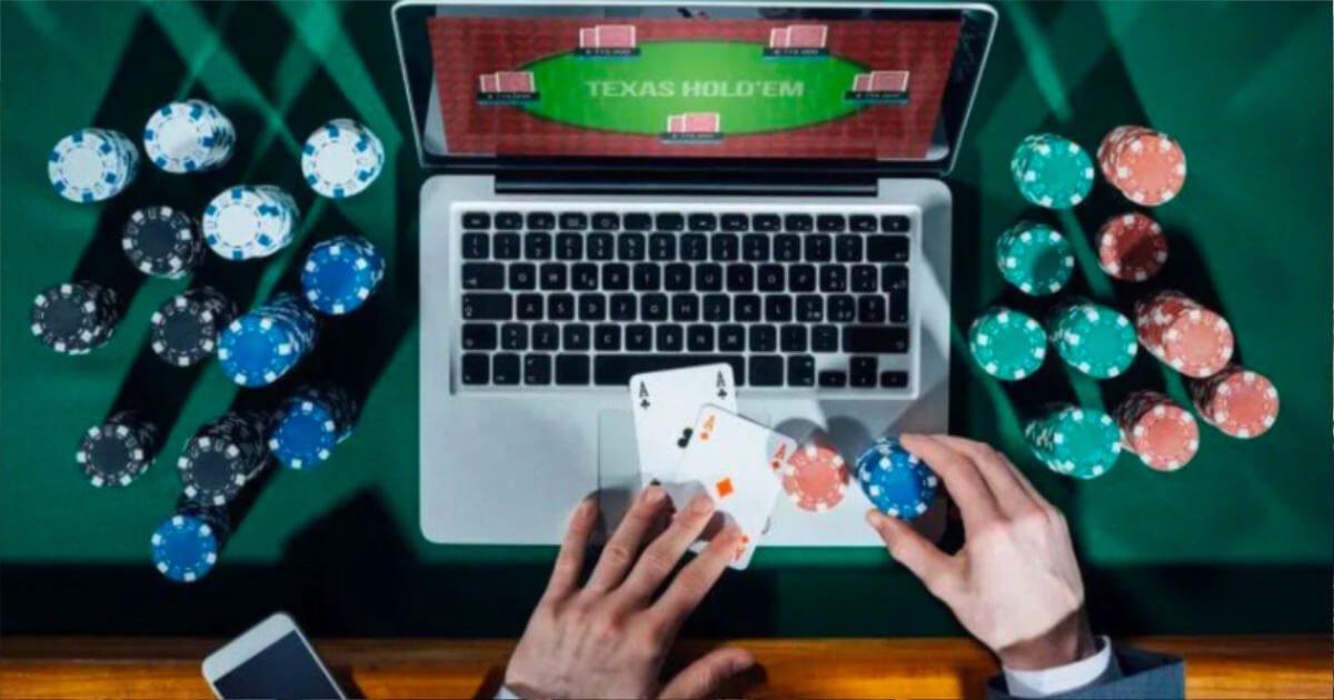 e-gambling share